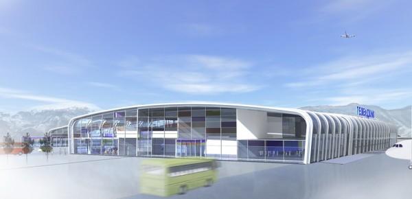 Другой вариант аэропорта Геленджик